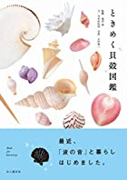 ときめく貝殻図鑑  最近「波の音」と暮らしはじめました。 (ときめく図鑑 Book for Discovery)