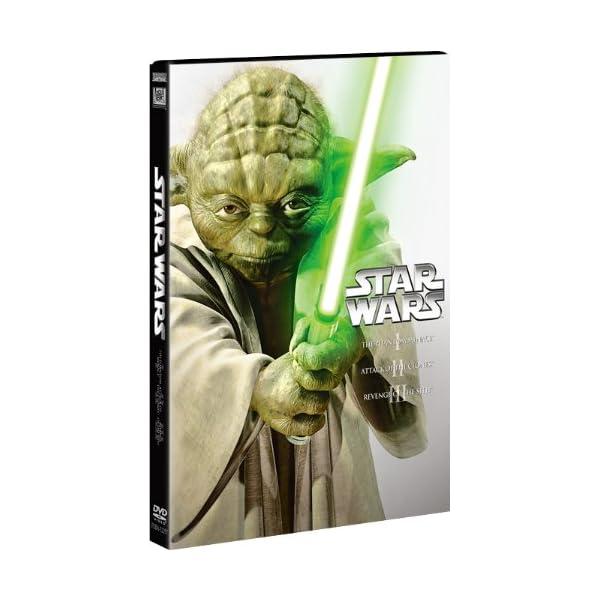 スター・ウォーズ プリクエル・トリロジー DVD...の商品画像