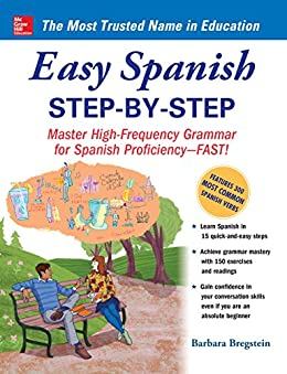 Easy Spanish Step-By-Step by [Bregstein, Barbara]