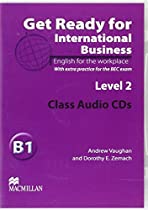 Get Ready for International Business Audio CDs [BEC] Level 2
