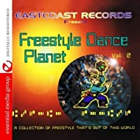 Vol. 2-Eastcoast Records Presents Freestyle Dance