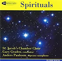 Spirituals by CLOUD JUDITH / PAULSSON ANDER (1997-11-25)