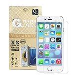DICE iPhone6s ガラスフィルム iPhone6 ガラスフィルム 保護フィルム 強化ガラス 超高硬度9H 極薄0.26㎜ フィルム 液晶保護 ドライウェットクロス付き (iPhone 6/6s 4.7インチ)