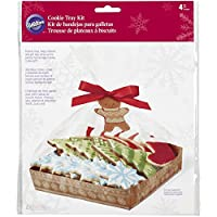 Cookie Tray Kit-Holiday Sweet Swap (並行輸入品)