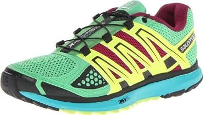 Salomon レディース Salomon X-Scream Trail Running Shoe - Wmn's US サイズ: 9.5 カラー: グリーン