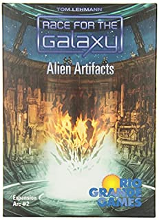 Race for The Galaxy: Alien Artifacts (B00GXZVHA8) | Amazon Products