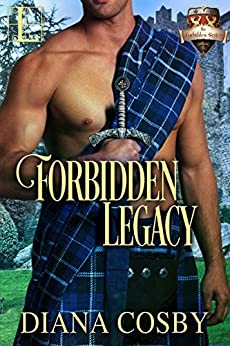 Forbidden Legacy (The Forbidden Series) by [Cosby, Diana]