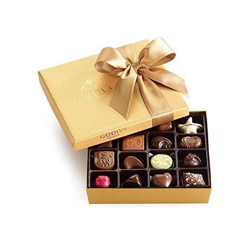 ゴディバ(GODIVA), ゴールドBallotin 19 ベルギー チョコレート(海外直送品) [並行輸入品]