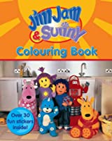 JimJam and Sunny Pad (Activity Colouring Book)