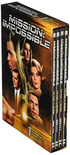 スパイ大作戦 シーズン1 [DVD]の詳細を見る