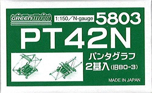 グリーンマックス Nゲージ 5803 PT42N (2基) ...