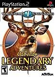 Cabela's Legendary Adventures(PlayStation2 輸入版:北米)