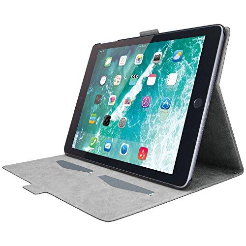 エレコム 10.5インチ iPad Pro 2017年モデル/フラップカバー/薄型/ブラック TB-A17WVFUBK 1個