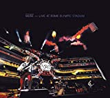 Live at the Rome Olympic Stadium (CD/DVD) 画像