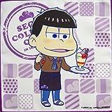 おそ松さん セガコラボカフェ 限定 マイクロファイバータオル 一松 SD カフェver