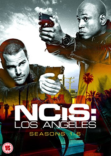 NCIS: Los Angeles - Season 1-6 [DVD] [Import]