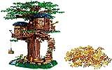 レゴ(LEGO) アイデア ツリーハウス 21318 ブロック おもちゃ 画像