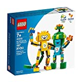 Best LEGO PCゲーム - LEGO 40225 Rio 2016 Mascots - 197 pc Review
