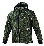 コミネ(KOMINE) JK-113 スムースメッシュジャージパーカ ジャケット ザネ Camouflage M 07-113