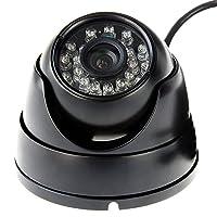 ELP 720p HD 1.0megapixel 防犯カメラ 監視カメラ HDのUSBドームカメラ 防水 CMOS センサ ミニドームウェブカメラ 赤外線LEDとIRカット赤外線USBカメラ(3.6mmレンズ)