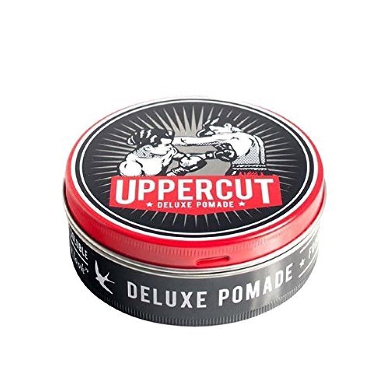 メモエネルギーどう?UPPERCUT DELUXE POMADE アッパーカット デラックス ポマード 100g