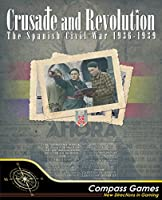 CPS: Crusade and Revolution, The Spanish Civil War 1936-1939, Board Games