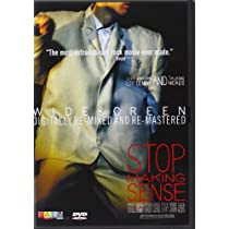 Stop Making Sense [DVD]
