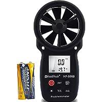 HOLDPEAK 866B デジタル風速計 スケール ハンドヘルド携帯用 風&温度同時計測風力計