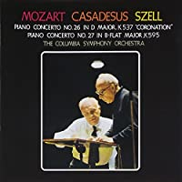 モーツァルト : ピアノ協奏曲第26番「戴冠式」