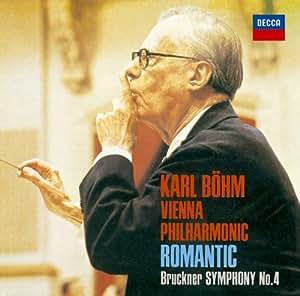 ブルックナー:交響曲第4番<ロマンティック>