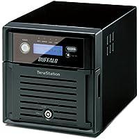 BUFFALO テラステーション ネットワーク対応HDD(NAS) 4TB TS-WX4.0TL/R1