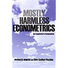 Mostly Harmless Econometrics: An Empiricist's Companion (ISE)