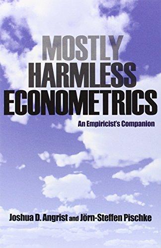 Mostly Harmless Econometrics: An Empiricist's Companionの詳細を見る