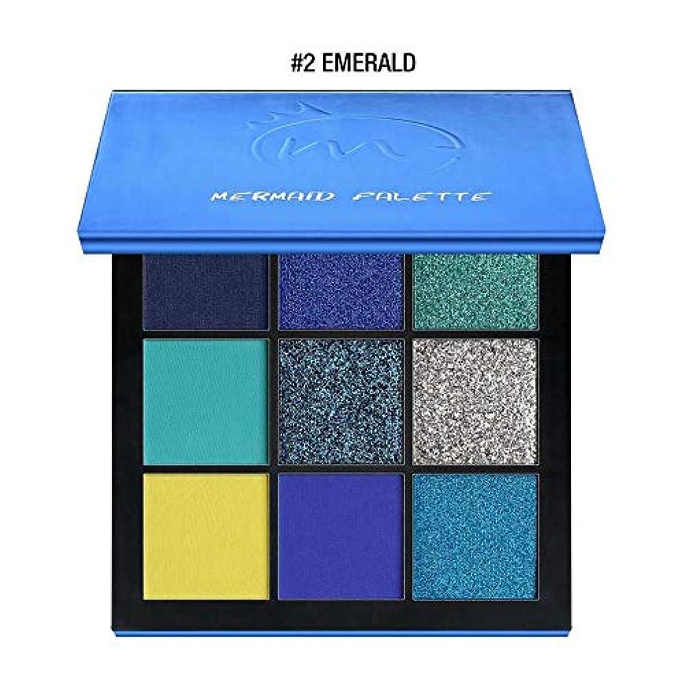 5色 マットアイシャドウパレットグリッターアイシャドウパウダーパレットアイシャドウ化粧品メイク(02)