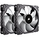 Corsair ML120(2-Pack) PCケースファン FN1040 CO-9050039-WW