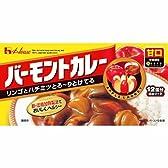 ハウス食品 バーモントカレー(甘口) 238g×10箱