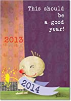 Piss On年新しい年Funnyカード 12 New Year Card Pack (SKU:B1941)