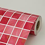 OrderCutSheet リメイクシート DIY リフォームシート リフォームシール ウォールステッカー はがせる壁紙 シール式 50cm幅 のり付き 防水OK 説明書付き