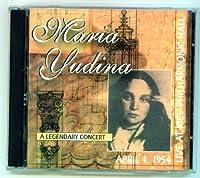 Maria Yudina: Live At The Kiev Philharmonic