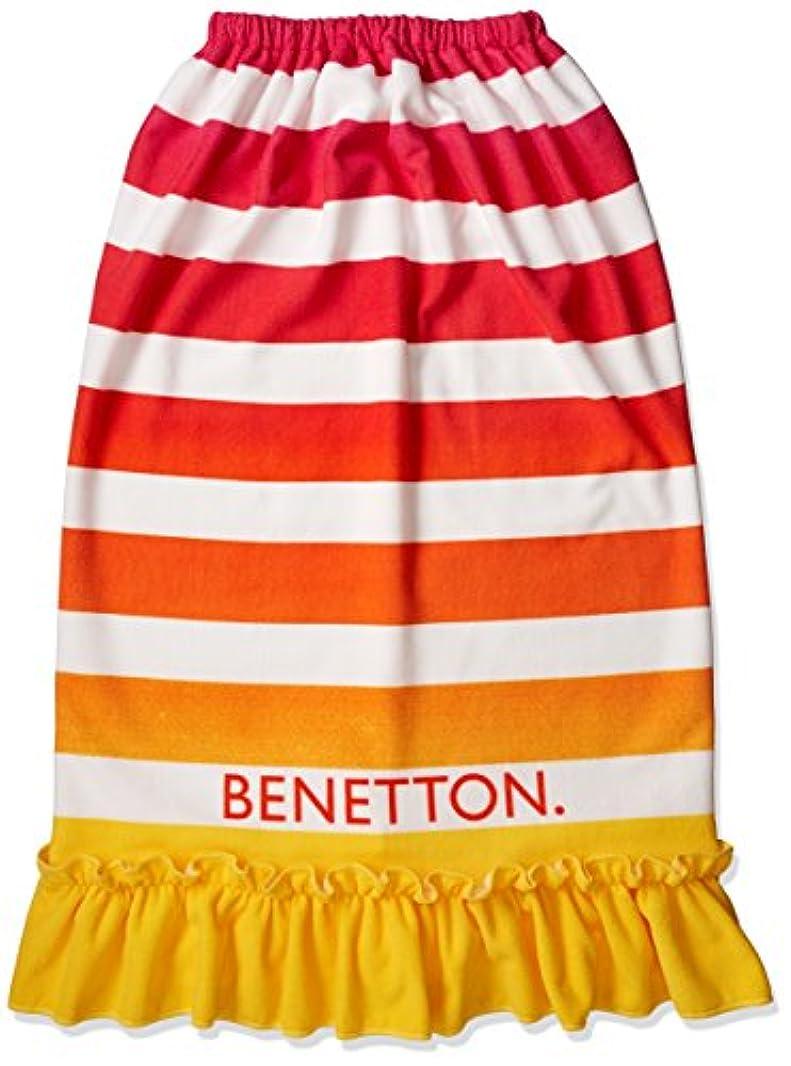 マチュピチュリスク花(ベネトン)Benetton(ベネトン) BENETTON マイクロファイバー巻きタオル128419