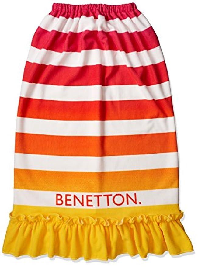 モス何よりも広がり(ベネトン)Benetton(ベネトン) BENETTON マイクロファイバー巻きタオル128419
