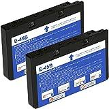 ICCL45対応4色一体型2個セット EPSON(エプソン)対応 高品質互換インクカートリッジ ICチップ付残量表示機能対応(JAN:4571498425706)