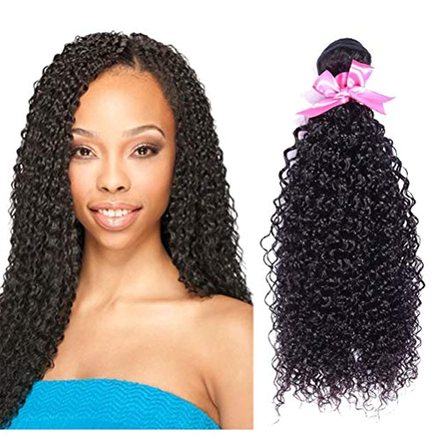 注釈を付ける一定プレゼンター女性の髪を編む150%密度ブラジルのロングボディウェーブヘアバンドル波状の髪の拡張子100%人毛で縫う100g /バンドル