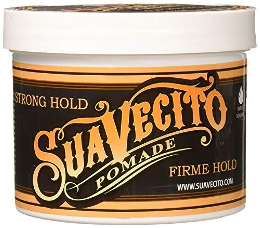 脆い精緻化区画Suavecito ポマードFirmeは32オンスをホールド 32オンス