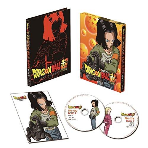 【Amazon.co.jp限定】ドラゴンボール超 Blu-ray BOX9(オリジナルミニハンカチ付)
