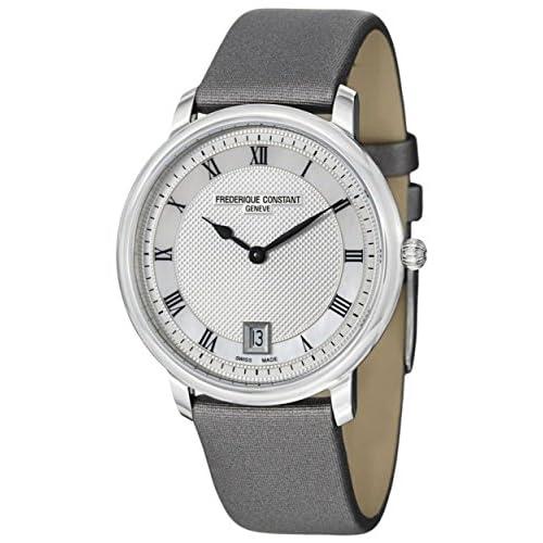 [フレデリック・コンスタント]Frederique Constant 腕時計 FC-220M4S36 クオーツ アナログ表示 ユニセックス[男女兼用] [並行輸入品]