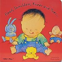 Head, Shoulders, Knees and Toes (Baby Boardbooks)