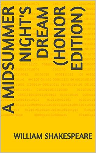 A Midsummer Night's Dream (Honor edition) (English Edition)