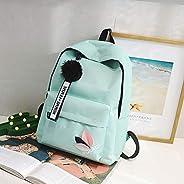 PrimeDay Teen Girl School Backpack Bag Travel Daypack Kid Child Girl Cute Patterns Printed Backpack School Bag