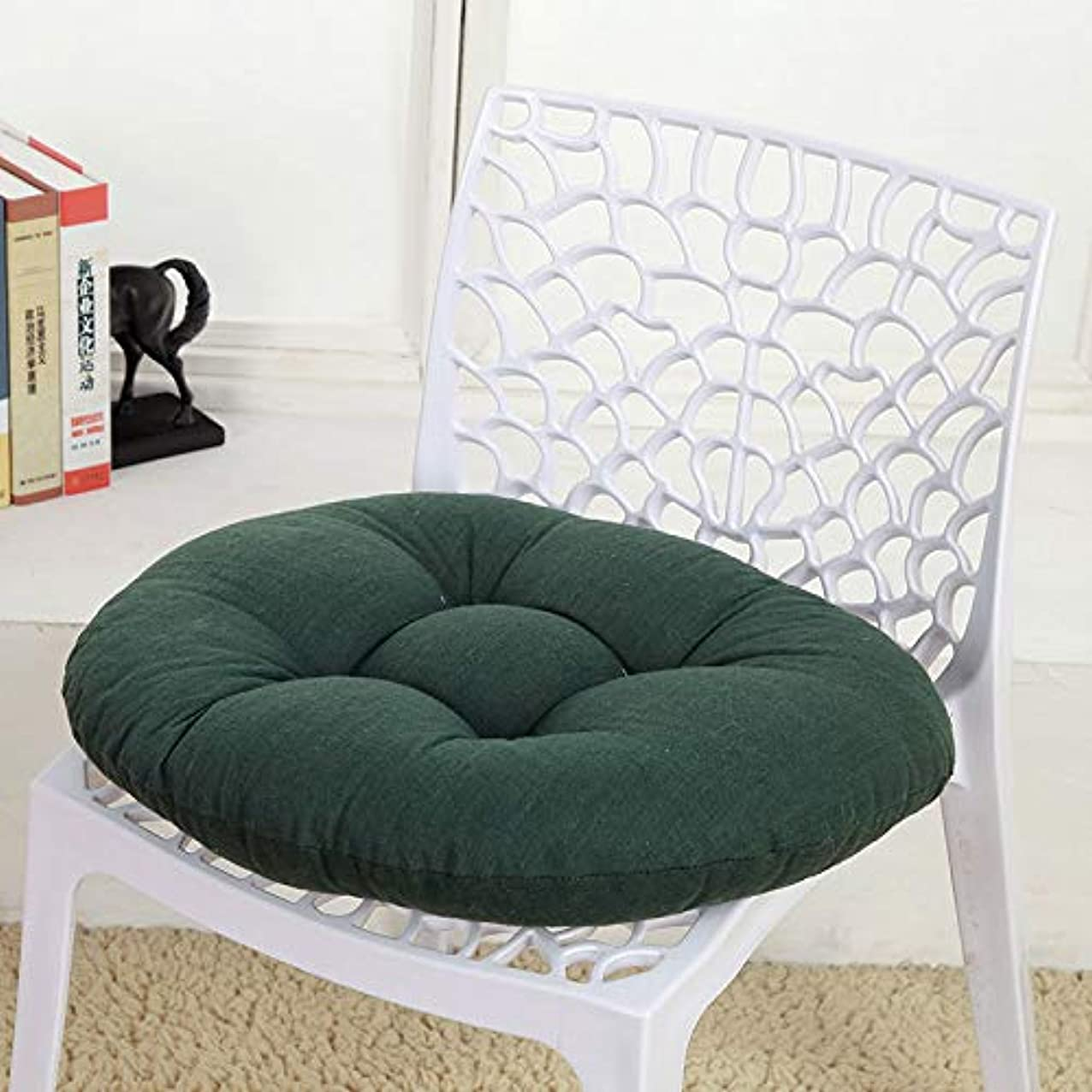 孤独キャラクター欠かせないLIFE キャンディカラーのクッションラウンドシートクッション波ウィンドウシートクッションクッション家の装飾パッドラウンド枕シート枕椅子座る枕 クッション 椅子